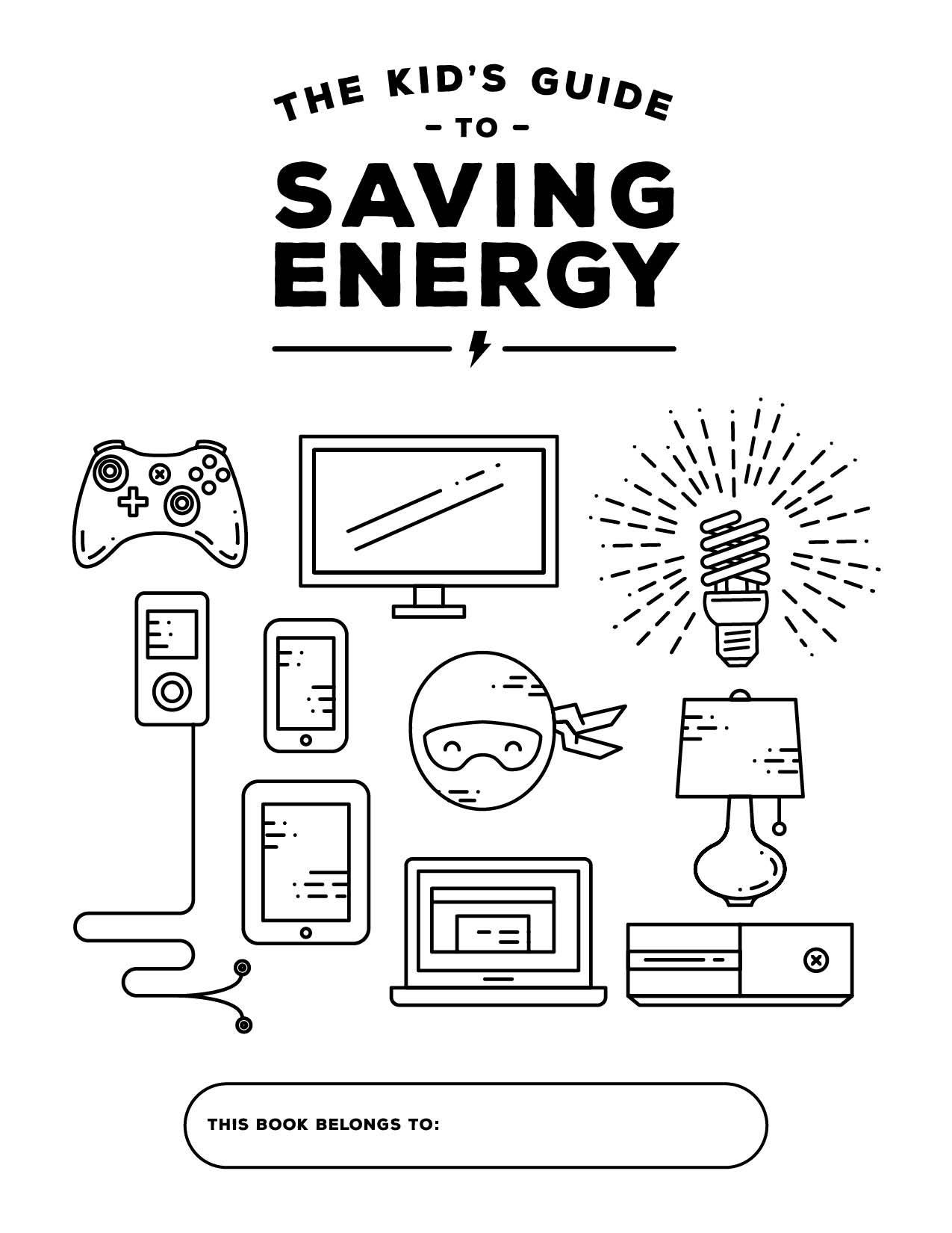 Nico the Ninja - Saving Energy