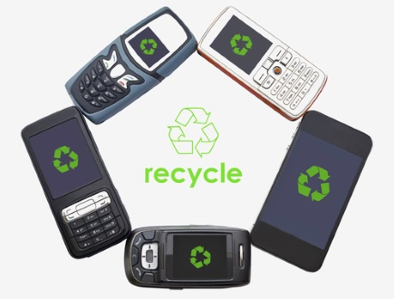 3 Easy Ways to Recycle Your Old Cell Phone