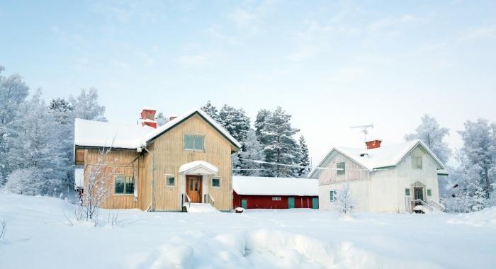 Saving Energy Over The Winter