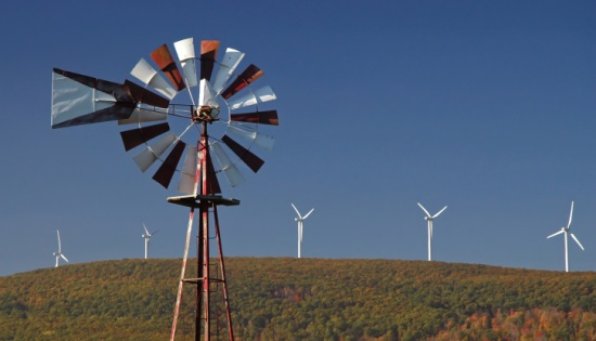 Take a Tour of the Wind Farms in Pennsylvania – Part 2