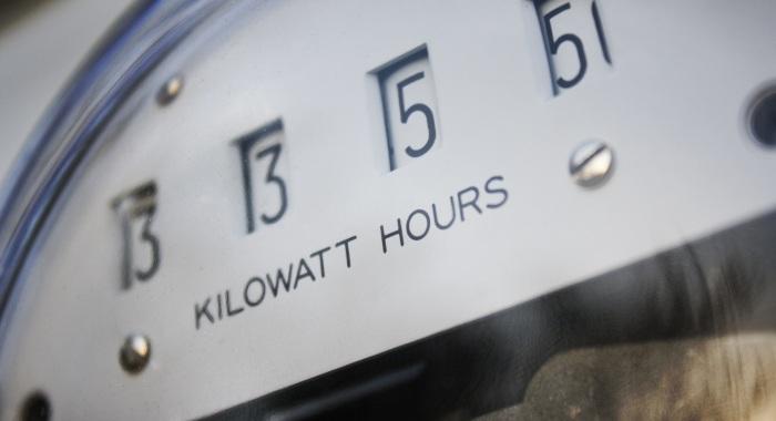 kilowatts of