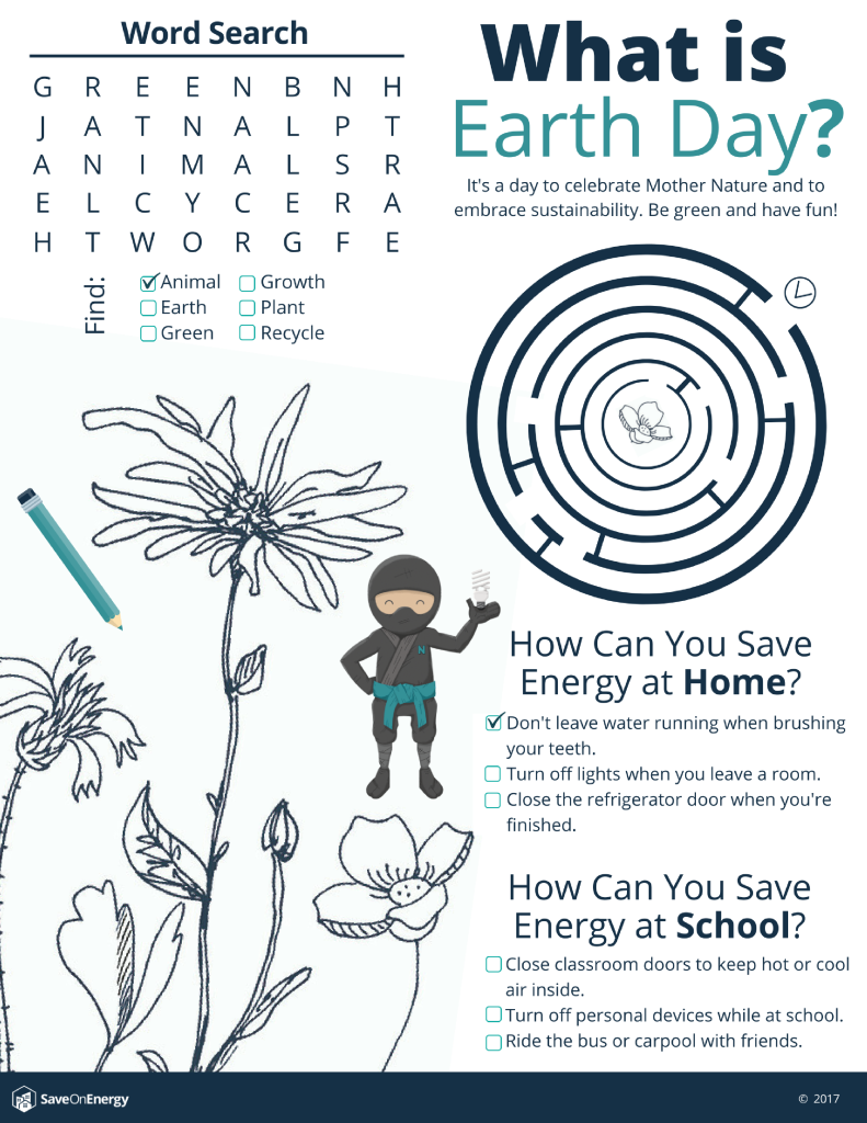 CelebrateEarth Day