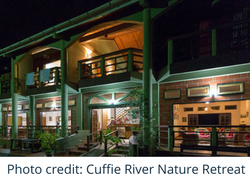 Cuffie River Nature Retreat