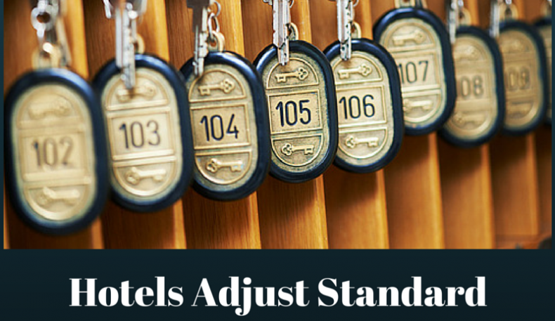 Hotels Adjust Standard Services to Reduce Environmental Impact