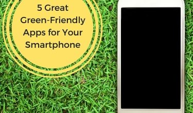 5 Great Green-Friendly Apps for Your Smartphone