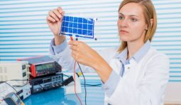 The Photovoltaic Effect: Solar Energy to Electricity
