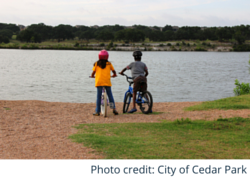 Photo credit- City of Cedar Park
