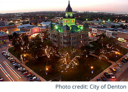 Photo credit- City of Denton