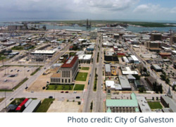 Photo credit- City of Galveston