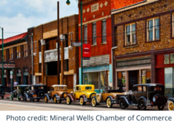 Photo credit- City of Mineral Wells
