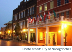Photo credit- City of Nacogdoches