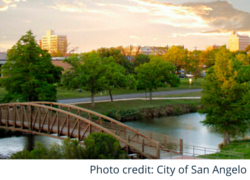 Photo credit- City of San Angelo