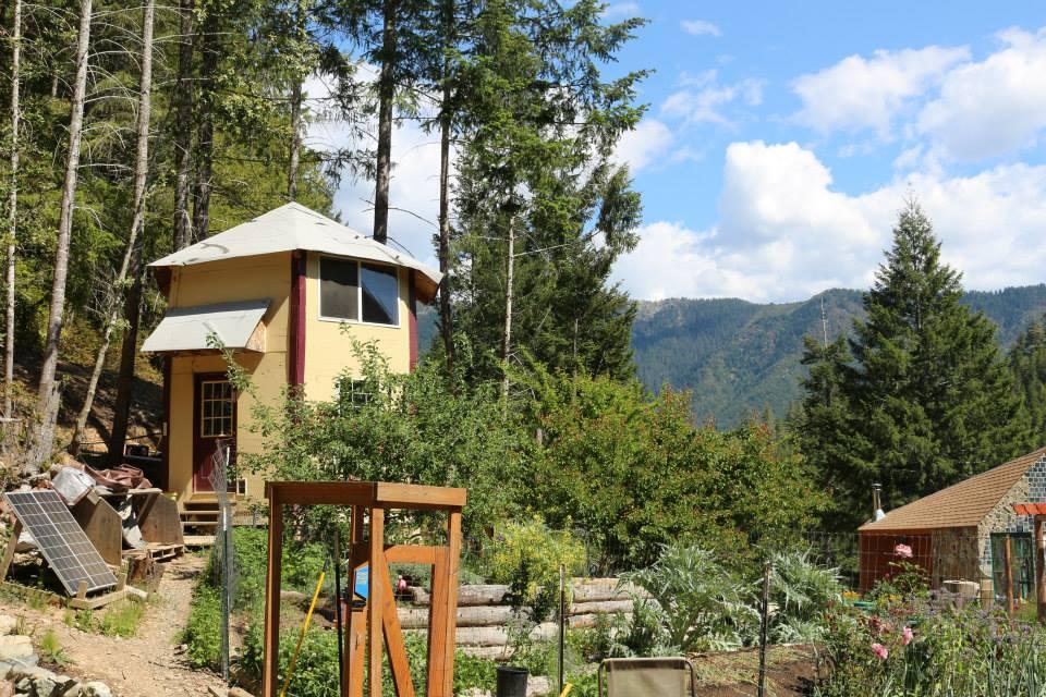 Solar Panel, House, Greenhouse