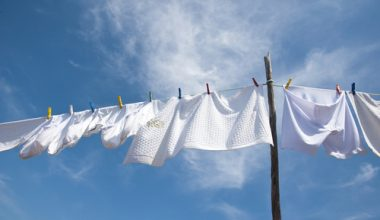 Save Energy on Laundry Day