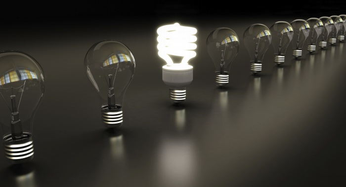 Savings add up for more efficient light bulbs