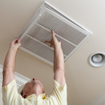 Changing HVAC filters helps in several ways.