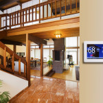 Programmable thermostats can save energy.