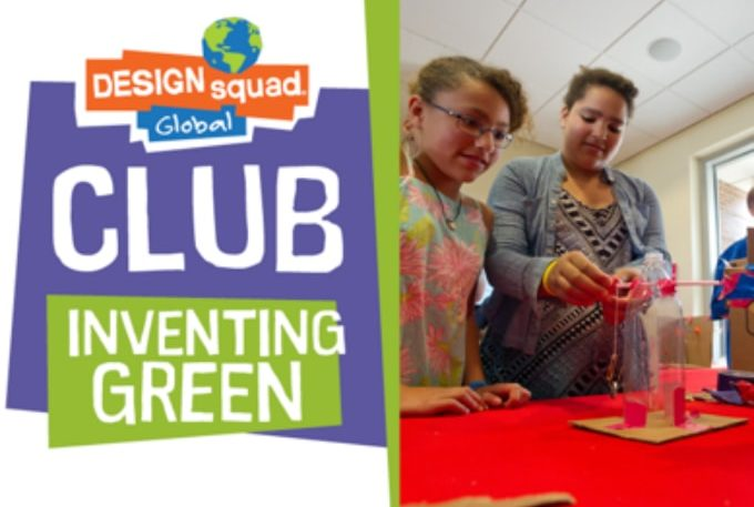 Design Squad Global pitches sustainability to kids