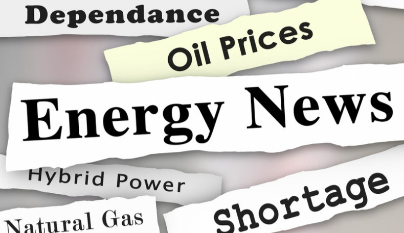 Stay up to date on energy news