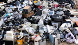 Don't just throw those used electronics away