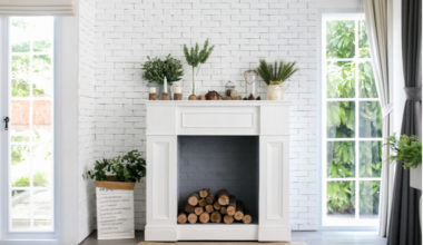Don't want to use that inefficient Texas fireplace? Here's what else you can do with it