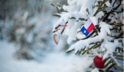 What were the coldest days ever in Texas?