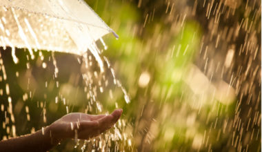 How rain is leveraged to generate energy