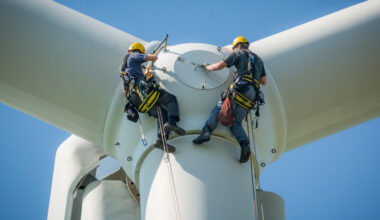 Top 10 wind power states and where Texas ranks