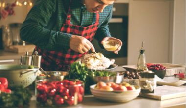 How to save energy while cooking this winter