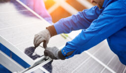 The history of who discovered solar energy