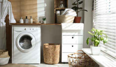 A guide to energy savings: Laundry room edition