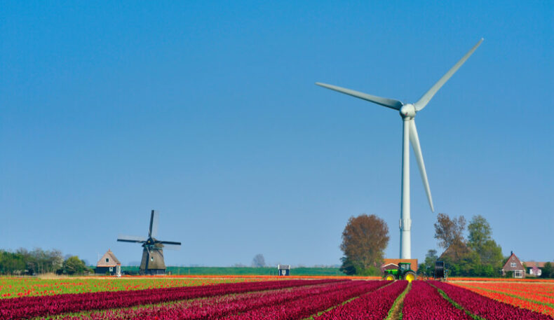 The history of who discovered wind energy