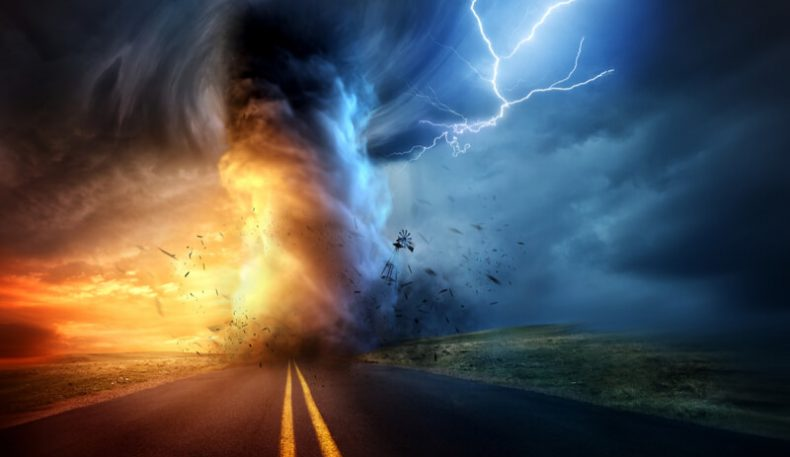 Electrical safety during tornado season